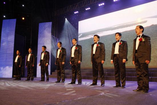 男声小合唱《渭南,我神奇可爱的家乡》